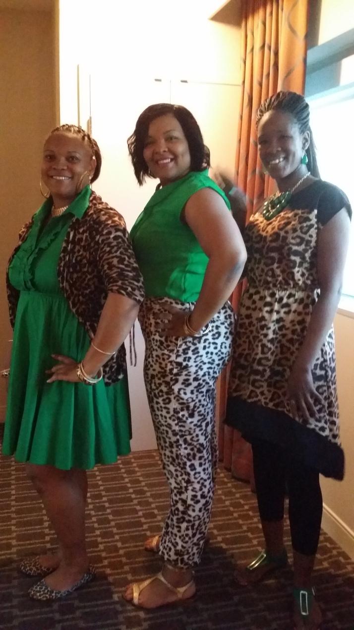 Lady V, Lady D, Lady J